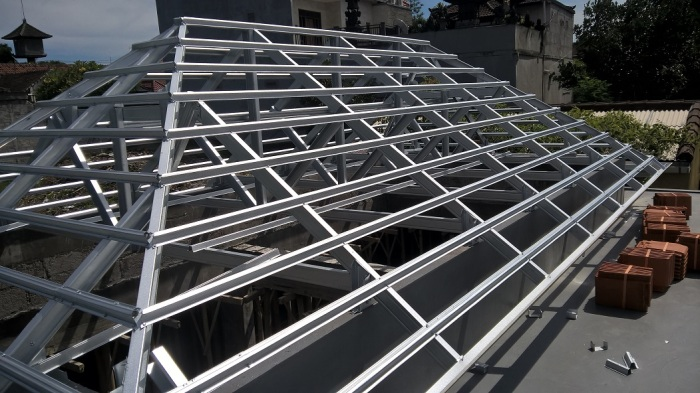 Model Perisai Limas Page 2 Bali Roofing