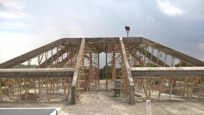 Ring balok / kuda-kuda beton proyek DPS-139